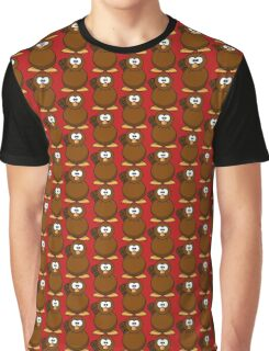 turkey Graphic T-Shirt