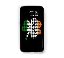 Shamrock Irish Flag Samsung Galaxy Case/Skin