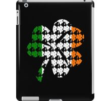 Shamrock Irish Flag iPad Case/Skin