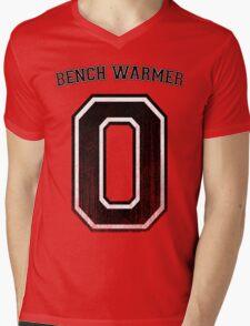 Bench Warmer Mens V-Neck T-Shirt