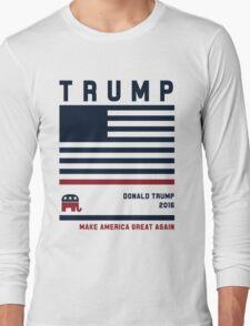 Donald Trump 2016 Long Sleeve T-Shirt