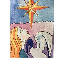 The Star Tarot Card Photographic Print