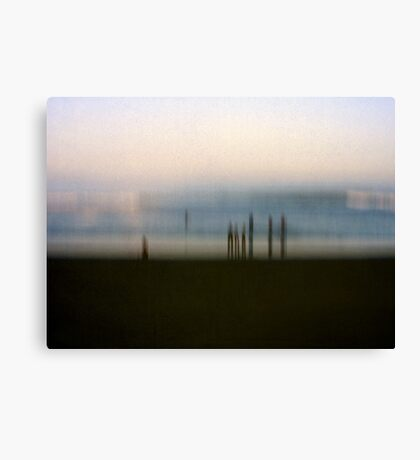 Edge of Reality #2 Canvas Print
