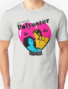 Polyester: Hello Francine! Unisex T-Shirt