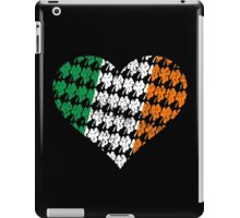 Irish Flag Heart iPad Case/Skin