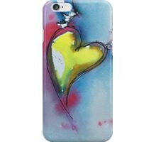 Heart of Gold iPhone Case/Skin