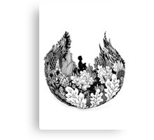 Commune With Nature Canvas Print