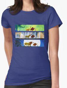 Lion King: Hakuna Matata Womens Fitted T-Shirt