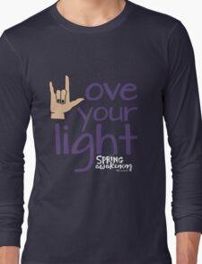 Love Your Light - DWSA Long Sleeve T-Shirt