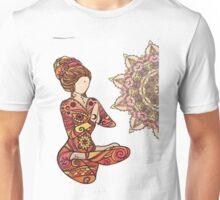 Hot yoga one Unisex T-Shirt