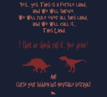 curse your sudden but inevitable betrayal, firefly, red Kids Tee