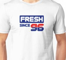 Fresh Since 96 Unisex T-Shirt