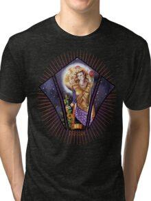 Warrior Class Woman - Mars Tri-blend T-Shirt
