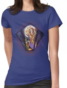 Mars Queen Womens Fitted T-Shirt