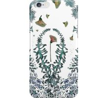 Floral Brush for Protect Natura Campaign.  iPhone Case/Skin