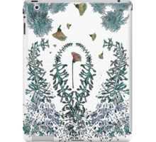 Floral Brush for Protect Natura Campaign.  iPad Case/Skin