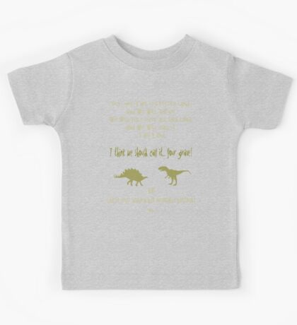 sudden but inevitable betrayal, firefly, olive green Kids Tee