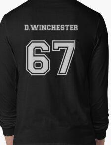 D.Winchester sports jersey  Long Sleeve T-Shirt