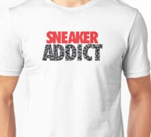 Sneaker Addict Cement Unisex T-Shirt