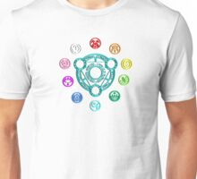 Phantasy Star Online Section IDs Unisex T-Shirt