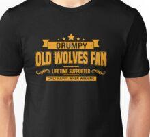 Grumpy Old Wolves Fan Unisex T-Shirt