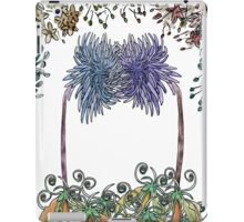 Flower Kiss for Protect Natura Campaign iPad Case/Skin