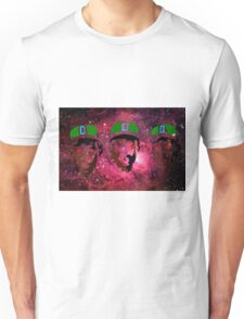 tyler in space Unisex T-Shirt