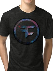 Faze Clan Galaxy Tri-blend T-Shirt
