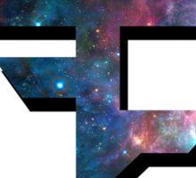 Faze Clan Galaxy Sticker