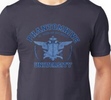 Phantomhive University (Blue) Unisex T-Shirt