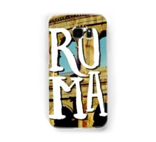 Roma Colosseum Italy Architecture Wanderlust Europe Samsung Galaxy Case/Skin