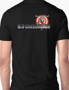 6.5 Creedmoor | Forum Logo Unisex T-Shirt
