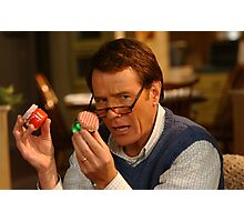hal malcolm in the middle Photographic Print