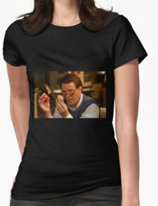 hal malcolm in the middle Womens Fitted T-Shirt