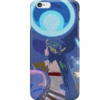 A Little Divine Intervention iPhone Case/Skin
