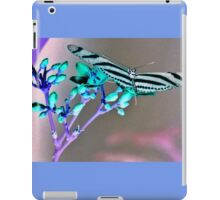 Wings of Blue iPad Case/Skin