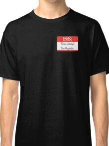 Baron Hotschaft Von Hugenstein Classic T-Shirt