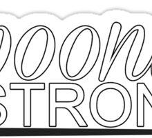 Spoonie Strong Sticker