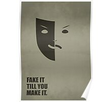 You Make IT - Business Quotes Poster Poster