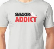 Sneaker Addict J3 Fire Red Unisex T-Shirt