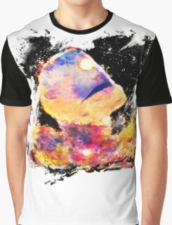 colorful giant Graphic T-Shirt