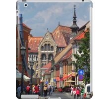 Buda of Budapest iPad Case/Skin