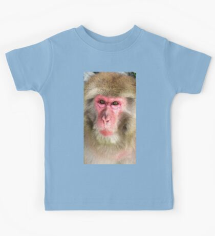 Green Eyes Kids Tee