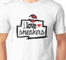 I Love Sneakers Chicago Unisex T-Shirt