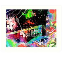 Graffiti Soul Art Print