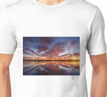 Red Reflections Unisex T-Shirt