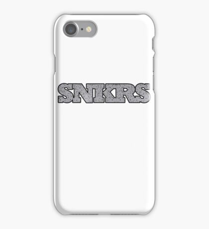 Sneakers Cement iPhone Case/Skin