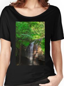 Serenity Falls Women's Relaxed Fit T-Shirt