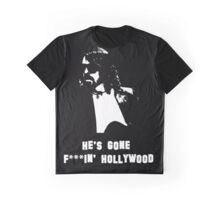Dave Grohl Has Gone F***ing Hollywood Graphic T-Shirt