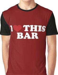 love bar Graphic T-Shirt